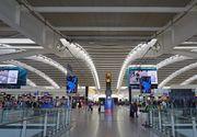 Trei persoane au fost reținute pe aeroport după ce au fost prinse cu droguri în valoare de 2 milioane de lire sterline