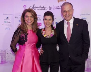 Fiica lui Mircea Geoană a făcut senzaţie la o petrecere din Beverly Hills! Ana a venit...