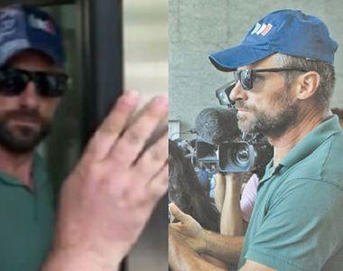 Fiul lui Gheorghe Dincă a agresat câțiva jurnaliști la ieșirea din sediul CNA