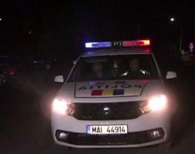 VIDEO | Constanţa: Focuri de armă trase de poliţişti pentru a opri o maşină. Un tânăr...