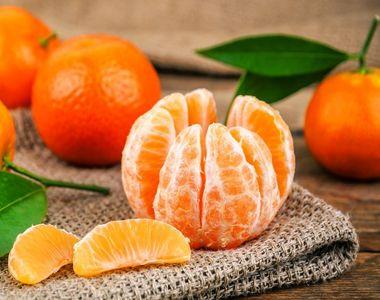 Clementinele cu frunze, vedete în supermarketuri. Secretul lor. Ce sunt de fapt. Mai...