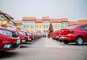 Extragerea pentru desemnarea celor 20 de autoturisme Dacia, oferite de Catena, are loc pe 24 decembrie