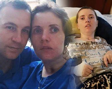 """Soțul Iuliei Ganea, femeia care trăiește """"ca o legumă""""de aproape 5 ani: """"Luptăm până la..."""