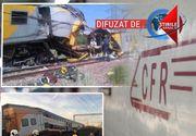 VIDEO   Cine e vinovat pentru ciocnirea celor două trenuri. Un singur om a pus în pericol viața a zeci de călători