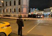 Un agent din cadrul serviciilor de securitate ucis şi cinci persoane rănite într-un atac armat lângă sediul central FSB, anunţă serviciile secrete ruse