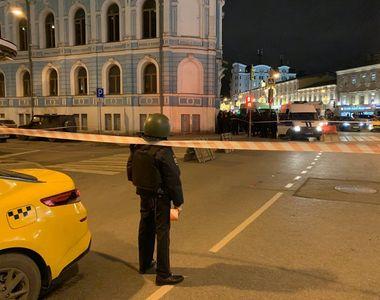 Un agent din cadrul serviciilor de securitate ucis şi cinci persoane rănite într-un...