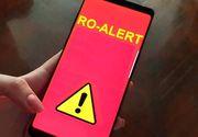 Mesaj RO-Alert transmis în Bucureşti pentru a avertiza asupra degajărilor mari de fum de la incendiul de pe Şoseaua Fundeni