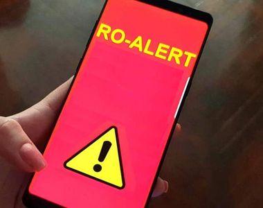 Mesaj RO-Alert transmis în Bucureşti pentru a avertiza asupra degajărilor mari de fum...