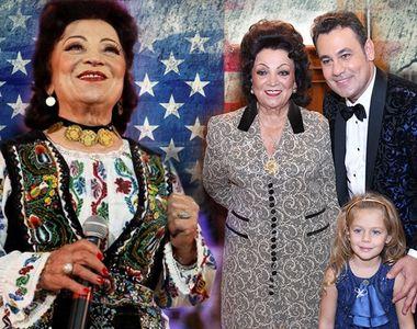 Veste bună din America, de la Maria Ciobanu! La 82 de ani, marea artistă se simte...
