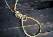 Tragedie înainte de Crăciun: A fost găsit spânzurat