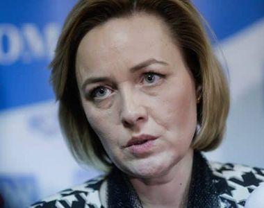 Fostul ministru de Interne Carmen Dan, audiată la DIICOT în dosarul violenţelor din 10...