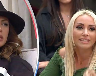"""Scandal de proporții în casa """"Puterea Dragostei"""" între Andreea Oprică și Andreea Pirui:..."""