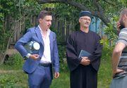 """Aventurile lui Ghiță Spagoveanu continuă în """"Moldovenii"""". Primarul aduce aer din America, în Găurenii de Jos!"""