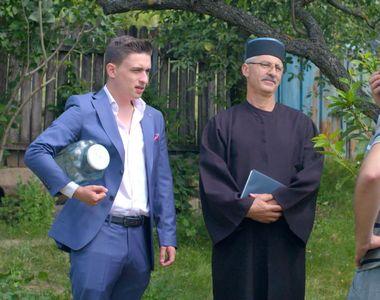 """Aventurile lui Ghiță Spagoveanu continuă în """"Moldovenii"""". Primarul aduce aer din..."""