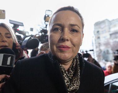 Carmen Dan, după ce a fost audiată la DIICOT în dosarul 10 august: Ministrul,...
