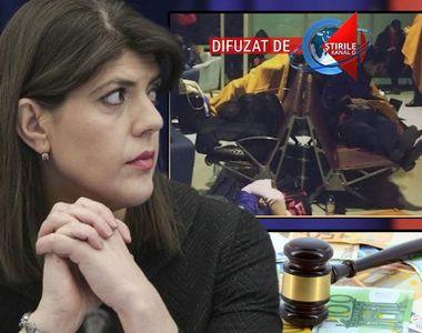 VIDEO | Kovesi, blocată timp de 20 de ore pe aeroport! Procurorul şef european cere...