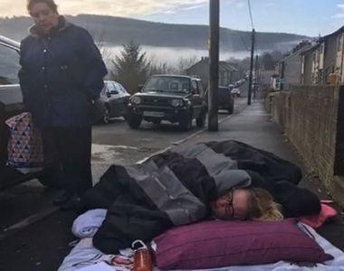 Moartea cruntă a unei mame. A decedat după ce a așteptat ambulanța șase ore pe trotuar