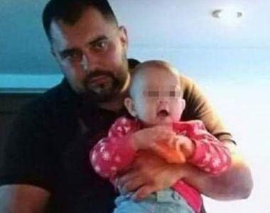 Clipe grele pentru fetița de 5 ani a pădurarului ucis în Maramureș de hoții de lemne:...