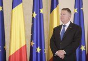 Preşedintele Klaus Iohannis, reales pentru un nou mandat de cinci ani, depune jurământul în faţa Camerelor reunite ale Parlamentului