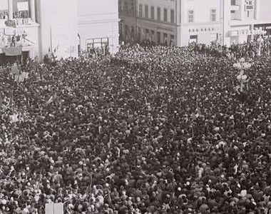 ANUNŢ: Evenimentele de acum 30 de ani, rememorate de Armand Goşu, Stere Gulea, Medeea...