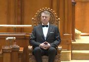 Klaus Iohannis, binecuvântat de Patriarhul Daniel la jurământul de învestire în funcție pentru cel de-al doilea mandat