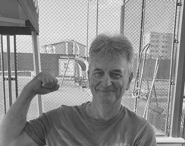 """A murit Nicuşor Ene, primul antrenor al Simonei Halep. """"O persoană blândă, care nu m-a..."""