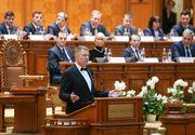 """Discursul lui Klaus Iohannis la depunerea celui de-al doilea mandat de Președinte al României: """"Toate instituțiile statului vor trebui să treacă printr-un riguros proces de modernizare"""""""