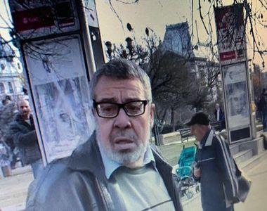 Jandarmii publică fotografia persoanei suspectate că l-ar fi lovit pe Gelu Voican...