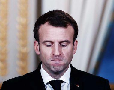 Emmanuel Macron renunţă la pensia de preşedinte, în valoare de 6.220 de euro