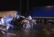 Accident grav în Alexandria, produs de un șofer băut. Un adolescent de 17 ani a murit
