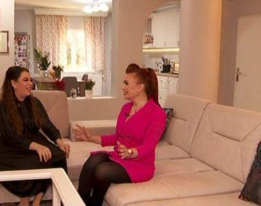VIDEO | Casa de vedetă a Oanei Roman. S-a mutat în locuința visurilor ei