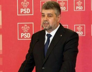 VIDEO | PSD va sesiza Curtea Constituțională în cazul adoptării bugetului. Moțiunea de...