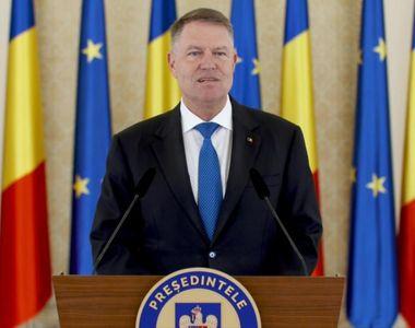 Mesajul de Crăciun al președintelui Iohannis: Să ne regăsim credința în puterea de a fi...