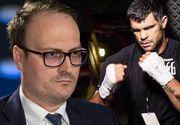 Cumpănașu vrea să-i învețe kickboxing pe elevii români! Profesor le-ar putea fi Daniel Ghiță