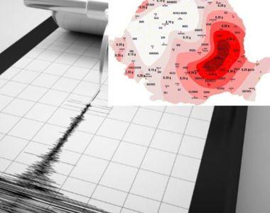 România lovită de cutremur în prima zi de Crăciun