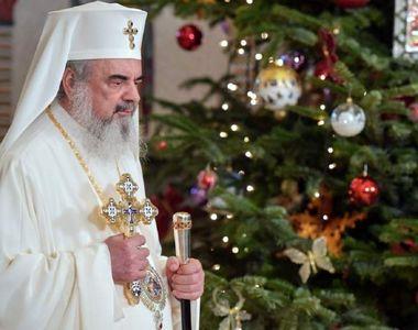"""Mesajul de Crăciun al Patriarhului Daniel către credincioși:   """"Crăciunul este..."""