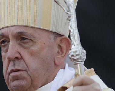 Papa Francisc, mesaj cutremurător de Crăciun
