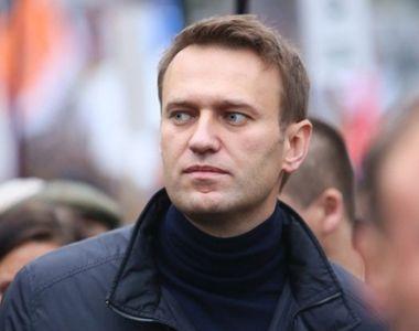 Aleksei Navalnîi, principalul opozant al Kremlinului, a fost arestat