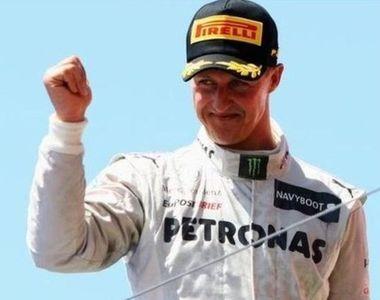 Mesaj misterios al soţiei lui Michael Schumacher la şase ani de la gravul accident...