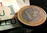 Euro se apropie de nivelul record. Aurul, cea mai mare valoare din ultimele 3 luni