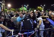 Agresorii jandarmeriței de la protestele din 10 august scapă de închisoare! Ștefania primește 10.000 de euro, celălalt jandarm lovit - nimic! EXCLUSIV