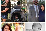 Gravidă în 8 luni ucisă de fostlui iubit sub privirile îngorzite ale copiilor lor