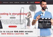 Apelarea la o firma de casting poate fi inceputul unei cariere de invidiat