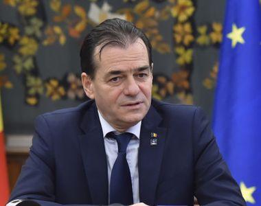 Orban explică de ce a convocat şedinţa de Guvern vineri seară: Mie mi se pare o zi...