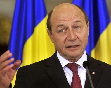 """Traian Băsescu, afirmații dure la adresa lui Predoiu: """"slugăreşte şi el puţin..."""
