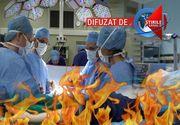 Explicaţiile medicului Mircea Beuran în cazul pacientei arse în timpul unei operații la Spitalul Floreasca