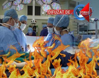 VIDEO | Val de anchete la Spitalul Floreasca, în cazul pacientei care a suferit arsuri...
