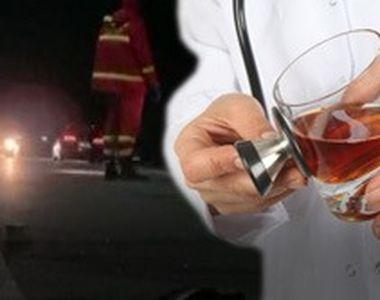 VIDEO | Bărbat ucis de un medic care s-a urcat băut la volan