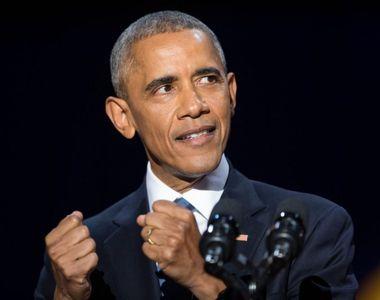 Barack Obama a dezvăluit lista de cărţi preferate în 2019