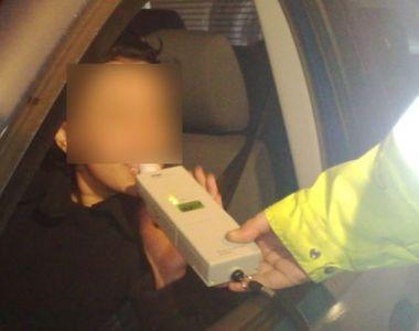 Aventura unei adolescente de 15 ani din Tulcea: a fost prinsă de polițiști beată la...